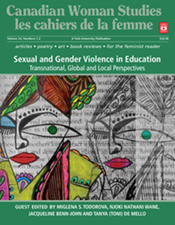 Sexual and Gender Violence in Education